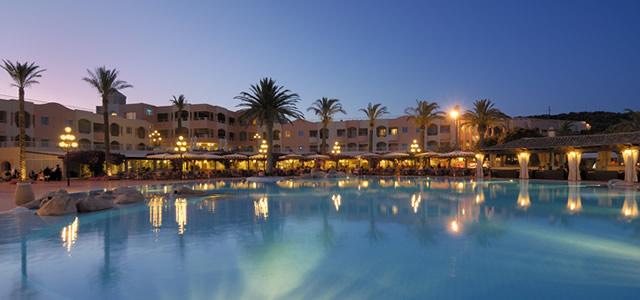 Hotel Sardegna Con Spa